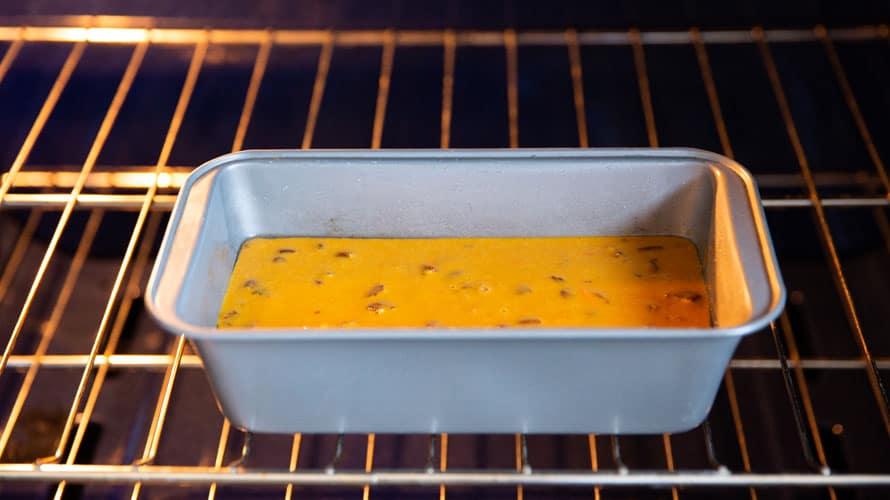 Panqué de Zanahoria Paso 5