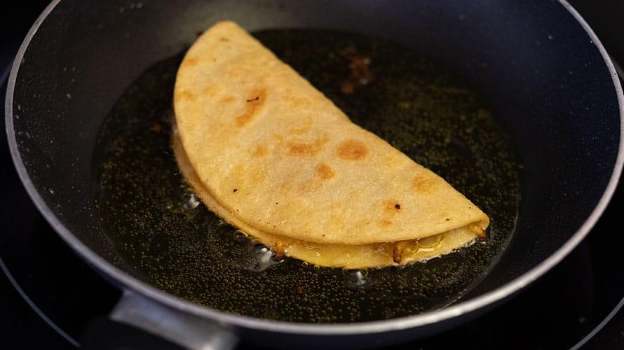 Taquitos de Fideo Paso 5