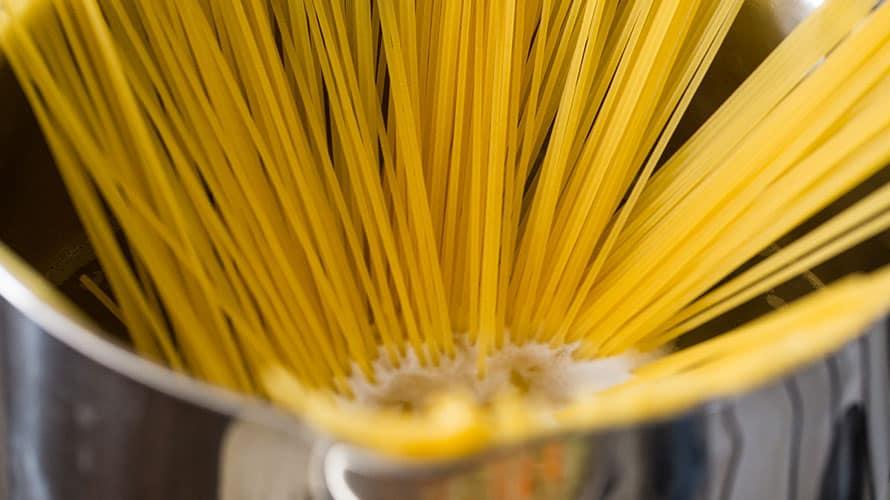 Espaguetti a la Boloñesa Paso 2